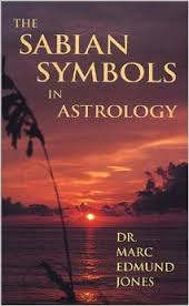 The Sabian Symbols in Astrology by Marc Edmund Jones - $28.95