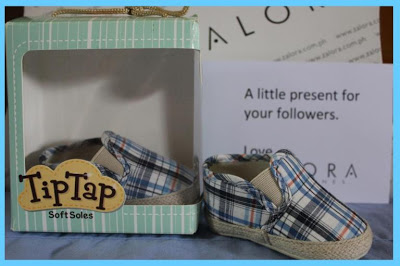 Tip Tap Soft Soles Baby Footwear Giveaway!