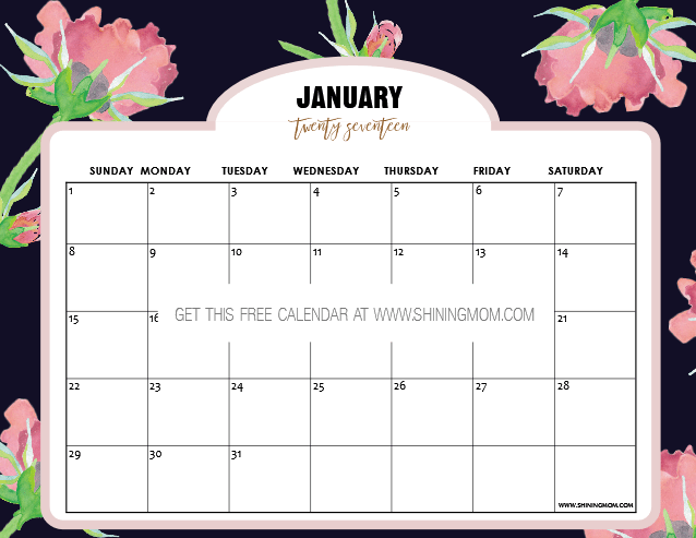 free-printable-january-2017-calendar-beautiful