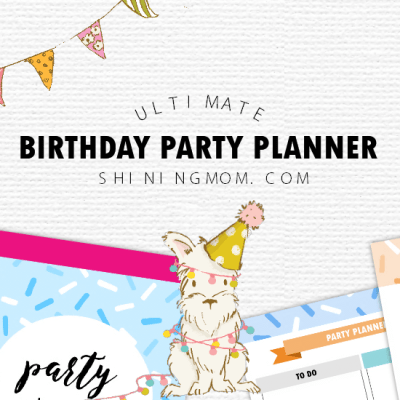 Birthday Party Planner
