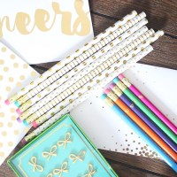 Deal alert! Kate Spade Inspired Office Supplies