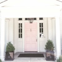 Inspiration + Colors for Our Front Door | Shining on Design