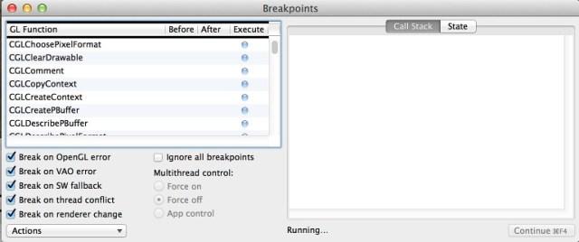 BreakPointsSet