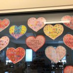Shining Stars Montessori School Valentine's Day Art Work
