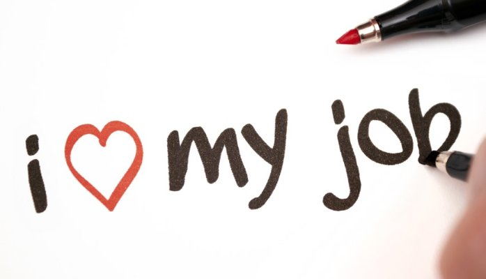 My Job Really I Love No