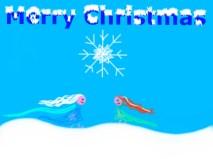 Christmas Card-Frozen 2