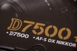 3台目のデジタル一眼レフを購入、Nikon D7500になりました。