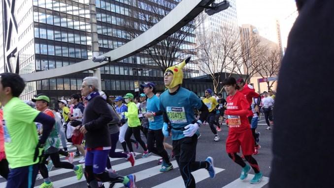 第11回 東京マラソン