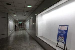 新宿駅西口メトロプロムナードギャラリー