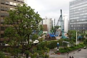 (仮称)新宿南口プロジェクト