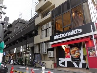 マクドナルド西新宿駅前店