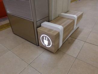 小田急線新宿駅