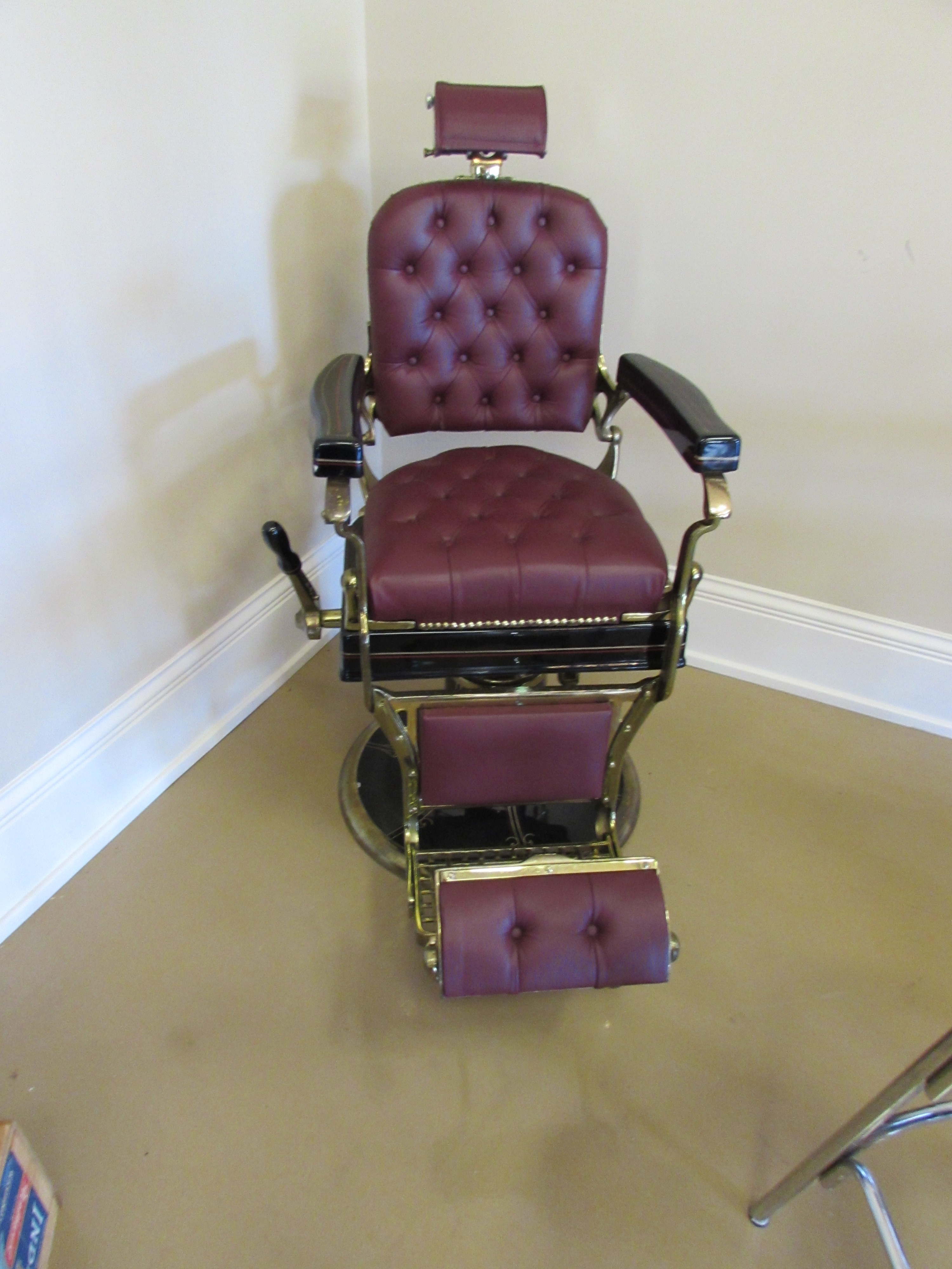 koken barber chair for sale steel drawing angiemauck shinn dig ranch