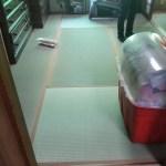 西成区南開にお住まいのお客様宅の畳の新調入れ替え〜