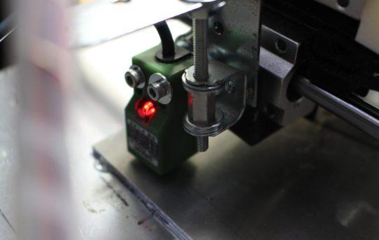 【3DP】レベリングセンサ用微調整マウント作った<調整精度上がった>