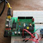 【arduino】お盆休みでArduinoいじる<ANTはまったついでに>