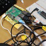 【パワーメーター2019】Raspi3B+でUSBシリアル3ポート同時受信<Processingで動作>