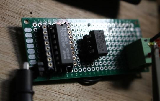 【パワーメーター2019】水晶発振器と分周カウンタICいじる<SPEC通りにならない>