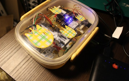 【L-RTK】Lunch-box-RTK作った<オール無線化で取り回しが楽になった>