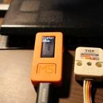 【L-RTK】レーザーTOFセンサVL53L0Xで測距治具作った<速度遅い>