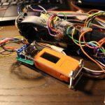 【PowerMeter2020】M5StickCをアクリル板でサンドウィッチ固定<LT1167回路搭載>
