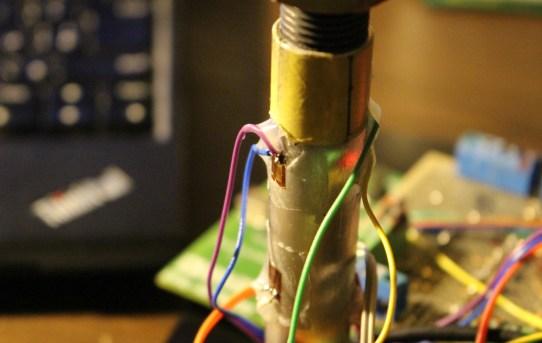 【多分力センサ】Smart Calibration Probeの3軸センサ作り<高剛性Roverbal方式>