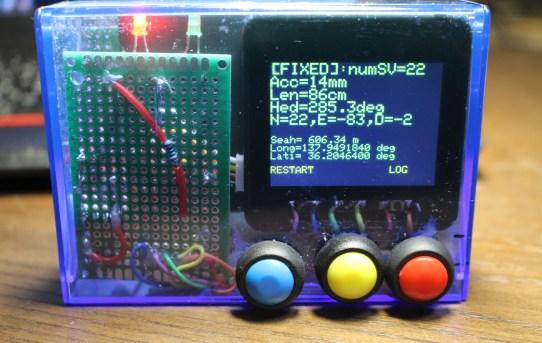【RTK2021】M5StackでRTK-MB_SDcardロガーPgm作った<2日でできた>