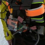 【RTK21】RTKスキーモニター試運転無事終了<RTK測位には全天球カメラは必須>