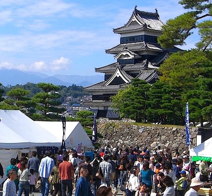 日本最大級のそばの祭典です!