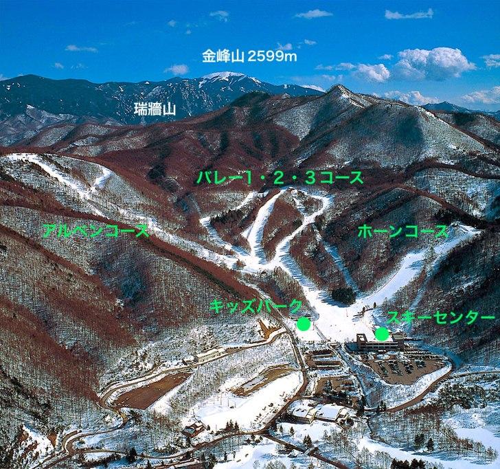 シャトレーゼスキーリゾート八ヶ岳PhotoMap