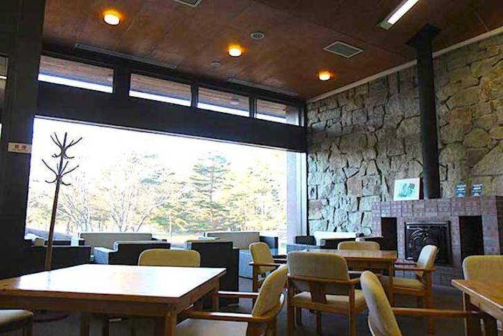 軽井沢72ゴルフ南クラブハウス