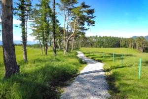 浅間牧場遊歩道