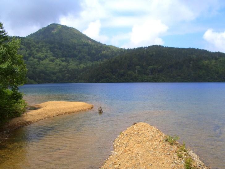 志賀高原池めぐりコース