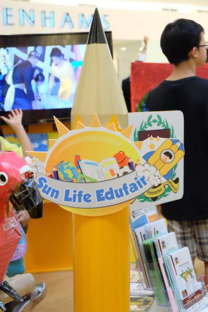 Banyak Manfaat di Sun Life Edufair 2016