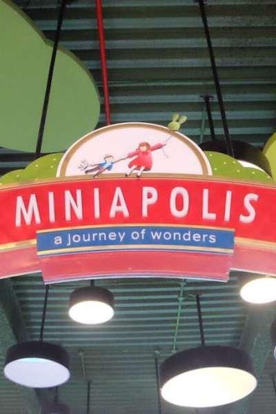 Miniapolis, Tempat Bermain Seru Saat Weekend di Mal