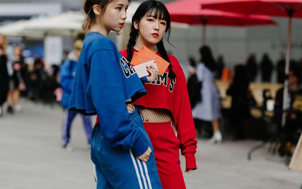 Korea Fashion Street - iStyle Indonesia