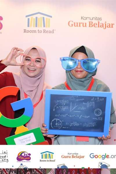 Google.org Bantu Minat Baca Anak Indonesia