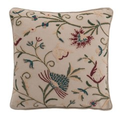 crewelwork-cushion