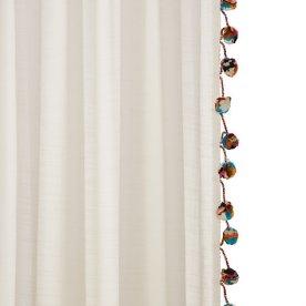 John Lewis Pom Pom curtain