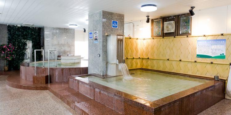 二股カルシウム温泉