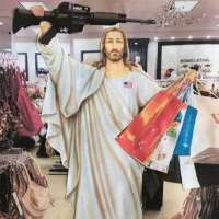 What Would Jesus Buy, Who Would Jesus Shoot?
