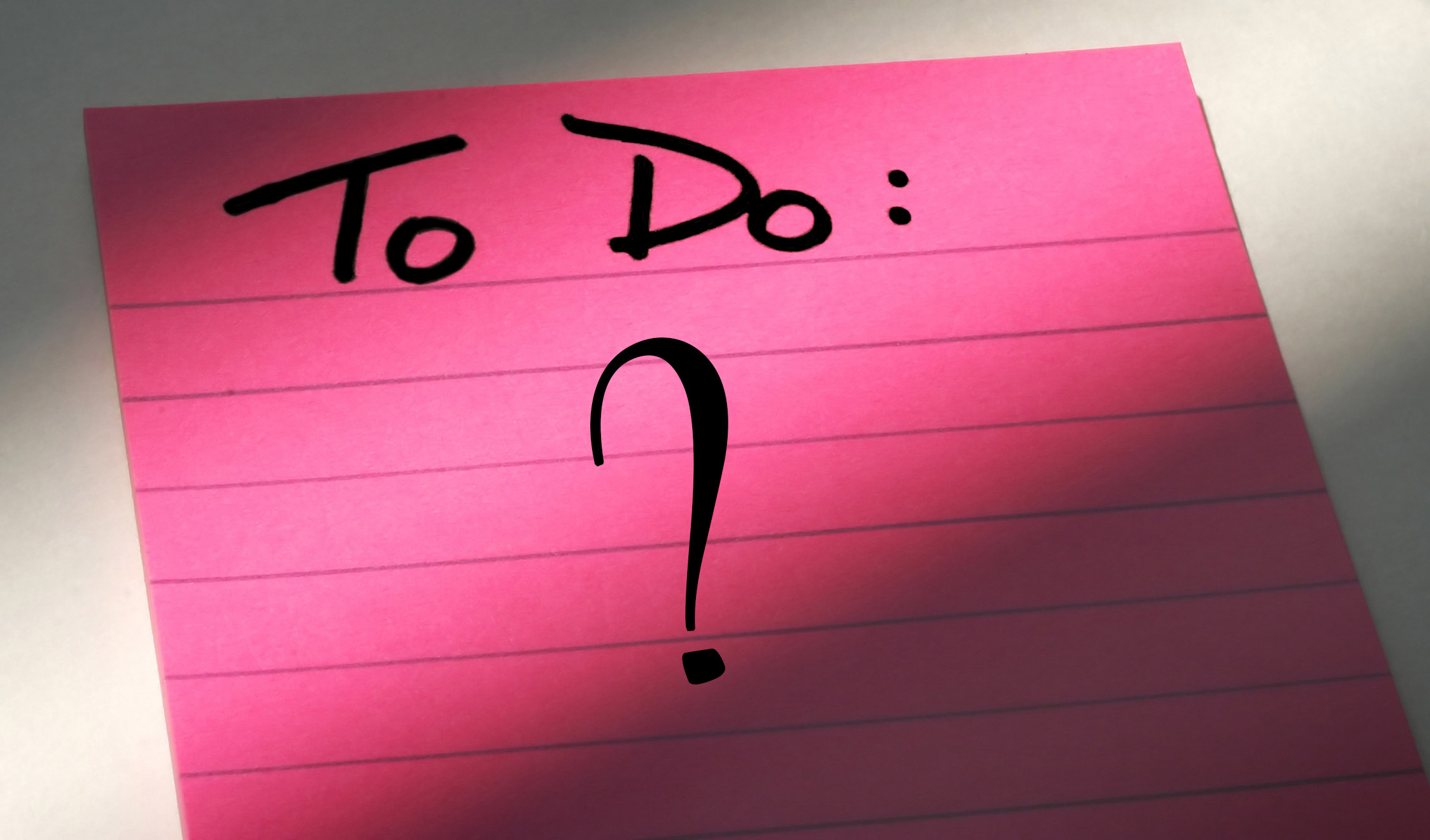 What about you – When do you get to do something just for yourself?