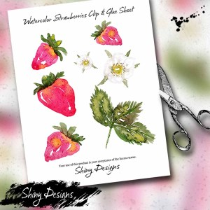 Printable Pictures Of Strawberries