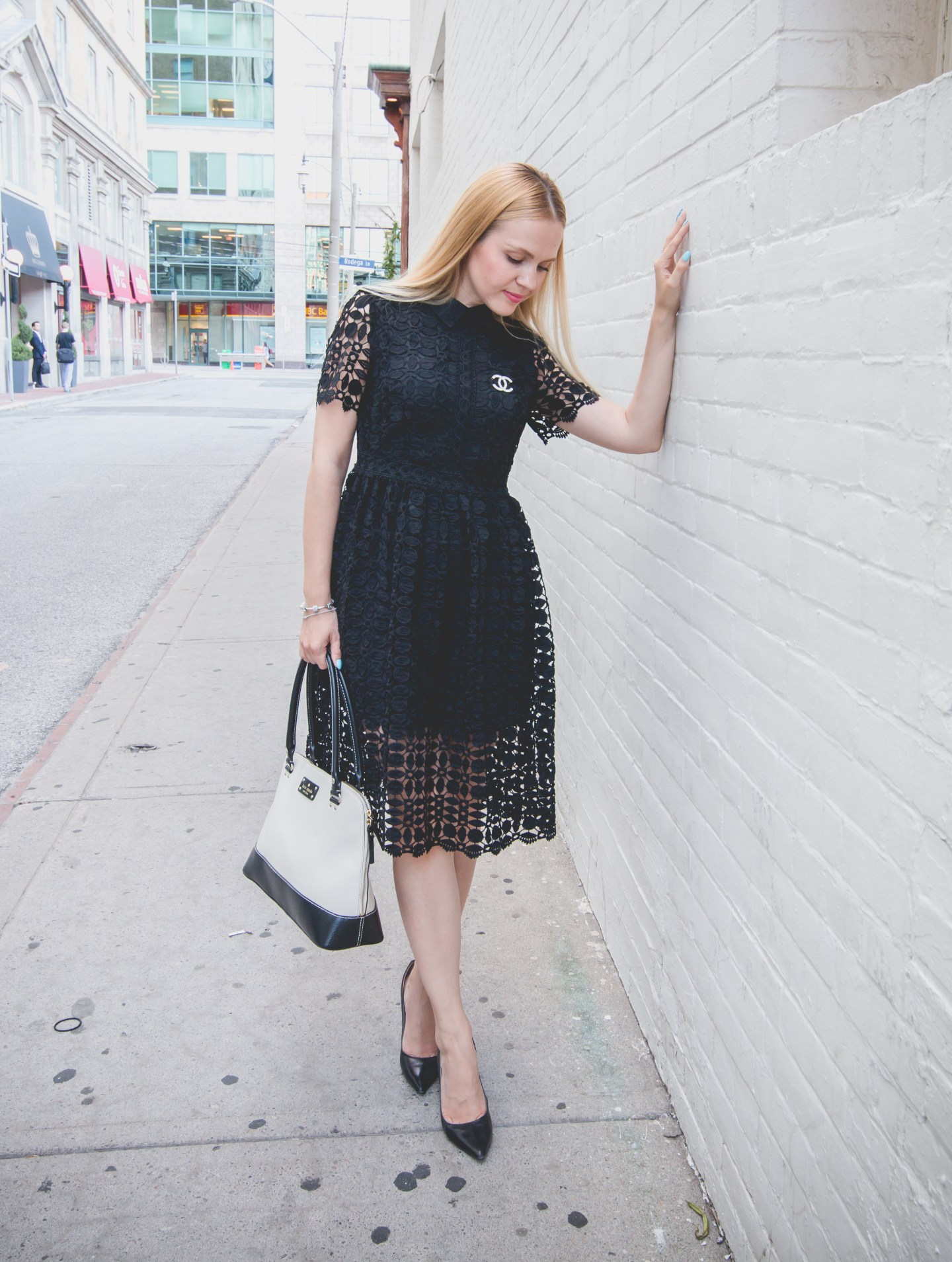 LBD and How to Accessorize It with @ChicWish and @Chanel