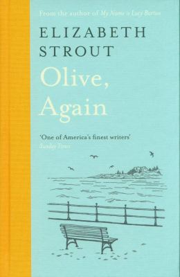 Elizabeth strout olive again