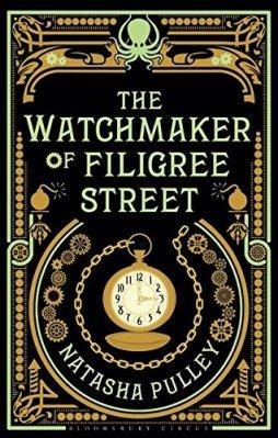 Watchmaker filigree street natasha pulley bloomsbury