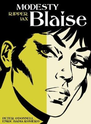 Modesty Blaise- Ripper Jax by Peter O'Donnell Enric Badia Romero