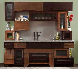 Cubist Kitchen Ron Corl Design Ltd