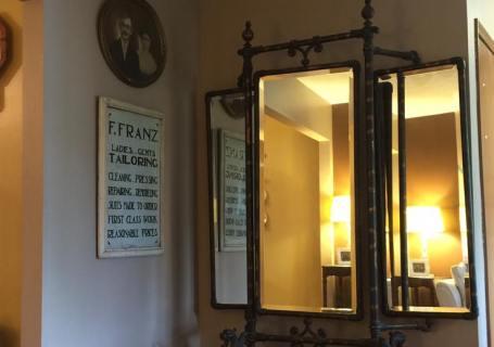 Grandpa's Mirror
