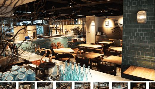 ペット同伴可能なテラスもあるお洒落なカジュアルレストラン「OCEAN CLUB BONDIS(オーシャンクラブ・ボンダイズ) 」新百合ヶ丘店